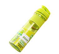 lsx pp verde garrafa de água