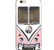 Coque Motif Dessin-Animé PC Dur Couverture de cas pour Apple iPhone 6s Plus/6 Plus / iPhone 6s/6 / iPhone SE/5s/5