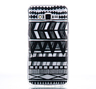 TPU Material Tribal Pattern Pattern Cellphone Case for Samsung Galaxy J7/J510/J5/J310/G530/G360