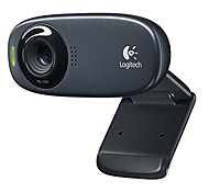 Logitech® C310 HD Video with Wheat Laptop Desktop Computer Network Camera
