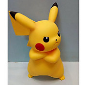 Pikachu pokemon gift box Manual model toy