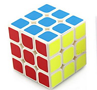 / Smooth Speed Cube 3*3*3 / Magic Cube Rainbow ABS