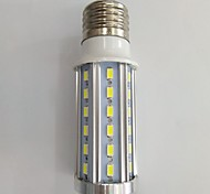 10W E14 / E26/E27 LED Corn Lights T 42 SMD 5730 630LM lm Warm White / Cool White Decorative AC 85-265 V 1 pcs  SP003675