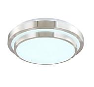15 Montaggio del flusso ,  Contemporaneo Galvanizzato caratteristica for LED Acrilico Salotto Camera da letto Sala da pranzo
