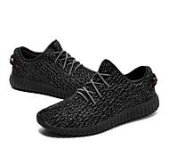 Fashion 36-44 Sneakers Per uomo / Per donna Smorzamento / Ammortizzamento / Traspirabile Basse Principiante / Tempo libero Nero Corsa