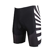 PALADINSPORT New Men 's Cycling Shorts Bike TROUSERS With 3 d Pad Lycra DK649 Whirlpool