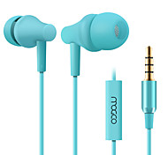 MOGCO IE-M6 In-Ear  Headphones (Headband)ForMedia Player/Tablet / Mobile Phone / ComputerWithGaming / Sports