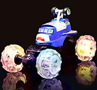1PC Led Remote Control Car Creative Power-Driven Kodomo No Omocha Night Light
