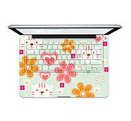 Super MOE Color 010 Full Keyboard PVC Scratch Proof For MacBook Air 11 13 15,Pro13 15,Retina13 15,MacBook12