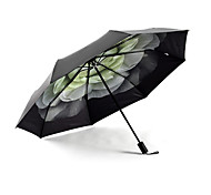 Black Umbrella Korea Vinyl Umbrellas Uv Sun Umbrella Folding Umbrella Sunny Daisy Custom Umbrella