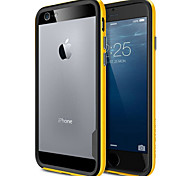High Quality 2 in 1 Hybrid Case for iPhone 6 plus (Assorted Colors)