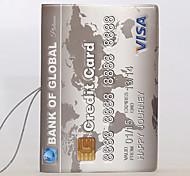 carte de crédit titulaire du passeport de style