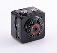 Mini Camcorder 720P / Microfone Preta
