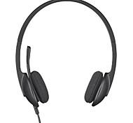 Logitech H340 Hoofdtelefoons (hoofdband)ForComputerWithFM Radio