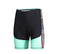 PALADIN® Cycling Padded Shorts Women'sBreathable / Quick Dry / Windproof / Anatomic Design / Ultraviolet Resistant / Insulated / Moisture