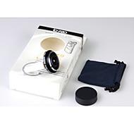 235 gradi super-fisheye obiettivi fotografici professionali per Apple miglio di Samsung HTC cerchio generale Clip