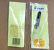 Kugelschreiber Füllfederhalter,Plastik Schwarz