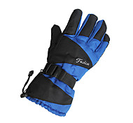 Winter Gloves Unisex Keep Warm Ski & Snowboard / Snowboarding Red / Gray / Black / Blue Canvas Free Size-Others