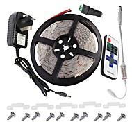 KWB Light Strip Kit 3528 300 LEDs IP65 3A Power Supply 11key IR Remote Contro  The linker article lamp fixed accessories