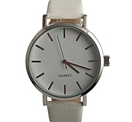 A New Simple And Stylish White Ladies Quartz Watch