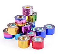 1 rolls Nail Art Sticker Gioielli per unghie / Adesivi 3D unghie makeup Cosmetic Nail Art Design