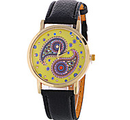 Women's Fashion Analog Charm Ladies' Christmas Display Strap Bohemia Quartz Wrist Watch
