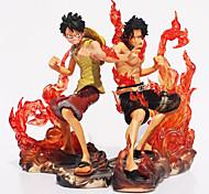 Аниме Фигурки Вдохновлен One Piece Косплей ПВХ 11 См Модель игрушки игрушки куклы