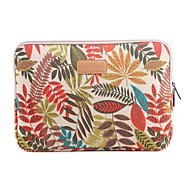 "8.3"" 9.8"" 10"" 11"" 12"" Colorful coleus Pattern Canvas Bag for Macbook 11.6 /12 iPad mini HP lenovo"