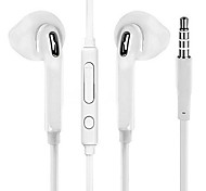 100% New  Samsung Galaxy S6 / Note Edge Headset EarphoneMic
