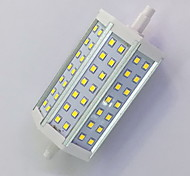 R7S 118mm 36x 5050SMD 10W Warm White / Cool White 800LM 220Beam Horizontal Plug Lights  Flood Light AC85-265V