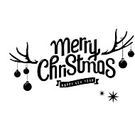 Removable Shop Glass Window Sticker Merry Christmas & Happy New Year Snowmen Snowflakes Deers Wall Stickers New Design