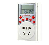 other Cabeada Others Timer switch countdown timer Branco