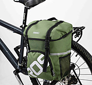ROSWHEEL® Bike Bag 15LPanniers & Rack Trunk / Shoulder Bag Waterproof / Shockproof / Wearable Bicycle Bag PVC / 600D Polyester Cycle Bag