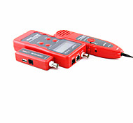 Network Cable  Tester   (Test Cable Type RJ45/RJ11/BNC/USB/1394 And Other Types)