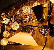 Новые светодиодные Chinlon свет строки держателя праздник ландшафта сада лампы серии 10lamp