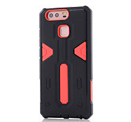 Original Hybrid Tough Armor Slim Cases For Huawei P9/P8 Back Covers