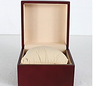 Jewelry Boxes Wood 1pc Wine