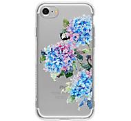 FLOWER1 TPU Case For iphone 7 7plus 6s/6  6plus/6s plus