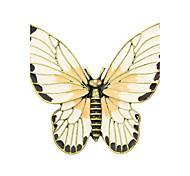 новые приходящие броши формы эмали бабочки