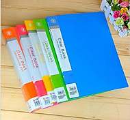 Бизнес / Многофункциональный Папки и обложки отчетов,пластик 1 Пачек
