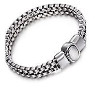 Kalen®2016  New Link Chain Bracelet High Polished Shiny Biker Cool Bracelet  Male Jewelry Accessories Gift