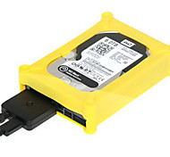 Pegatron Force Thai Si1102 Start To 2.5 2.5 Sata Hard Drive Converter Drive Line Hard Disk Box Random Color