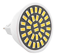 YWXLight High Bright 7W MR16 LED Spotlight 32 SMD 5733 500-700 lm Warm White / Cool White AC 110V/ AC 220V