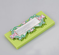 Lace frame shaped silicone fondant cake cake chocolate silicone molds decoration tools bakeware