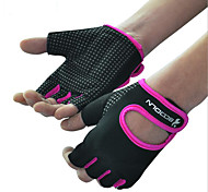 Sports Training Equipment Care Lycra Palm Gloves Half Finger Cycling Fitness Gloves For Men and Women 1 Pai
