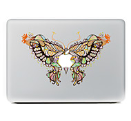 Butterfly Decorative Skin Sticker for MacBook Air/Pro/Pro with Retina