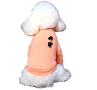 Elegant Solid Color Sweety Sweather for Pets Dogs Blue Pink Green (Assorted Sizes and Colours)
