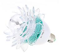 3 E26/E27 Bombillas LED de Globo A60(A19) 3 LED de Alta Potencia / lm RGB Decorativa AC 85-265 / AC 100-240 / AC 110-130 V 1 pieza