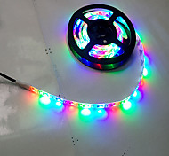 1M Led String Lights 120Led Holiday Decoration Lamp Festival Christmas Outdoor Lighting Flexible Car LED Light Strips
