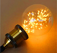 G95LED All Over The Sky Star Edison Light Bulb Decorative Fashion 220V 2W 2300K E27 Warm Yellow